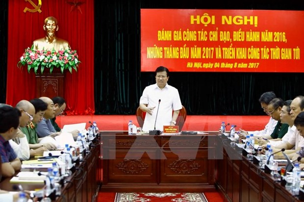 Deputy PM asks for readiness for disaster response hinh anh 1