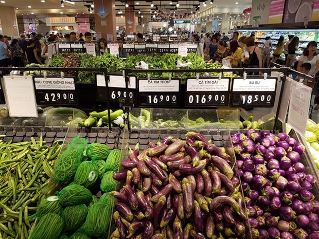 Retail sales, services revenue up by 10 percent hinh anh 1