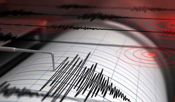 5.8-magnitude quake hits Mindanao, Philippines hinh anh 1
