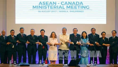 AMM 50: Dialogue partners affirm ASEAN's role, cooperation hinh anh 1