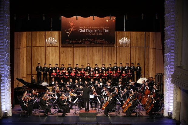 Autumn Melodies fest to kick off in HCM City hinh anh 1