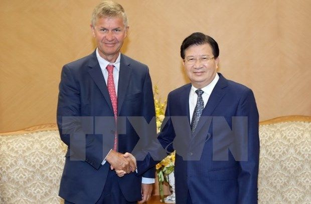 Vietnam hopes for more support from UN Environment hinh anh 1