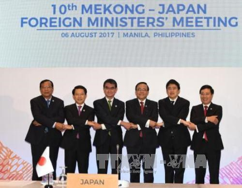 Vietnam puts forth initiatives for Mekong – Japan cooperation hinh anh 1