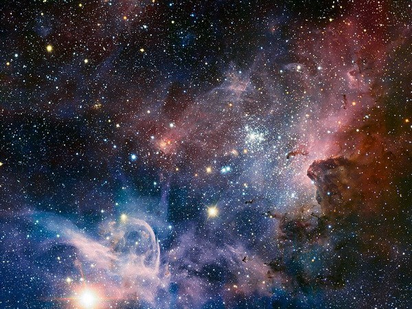 Scientists discuss star formation in different environments hinh anh 1