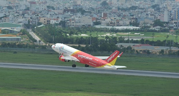 Vietjet offers 200,000 zero-fare tickets for int'l routes hinh anh 1