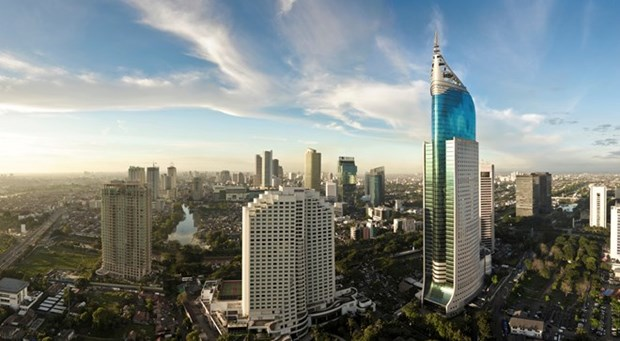 Indonesia reports GDP growth of 5.01 percent in Q2 hinh anh 1