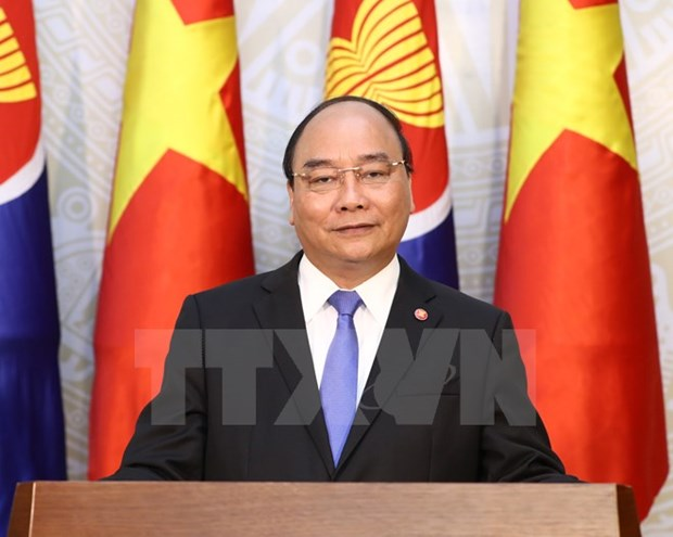 PM: Vietnam pledges to build united, self-reliant ASEAN hinh anh 1