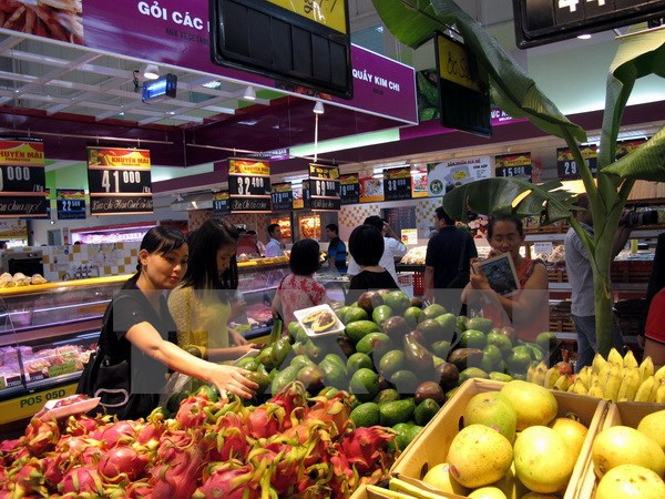 Retail sales revenue increases 10 percent in seven months hinh anh 1