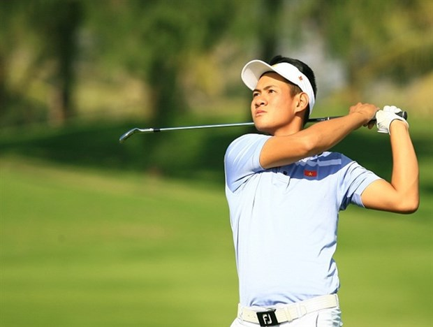 First Vietnam professional golf series to tee off next month hinh anh 1