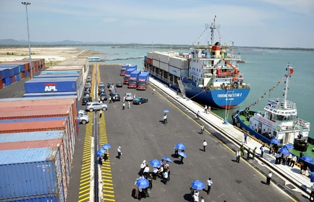Upgraded Chu Lai Port put into operation hinh anh 1