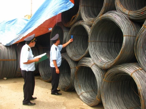 VSA urges steel import controls hinh anh 1
