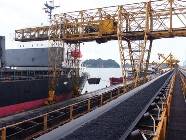 Coal companies report good earnings in first half hinh anh 1