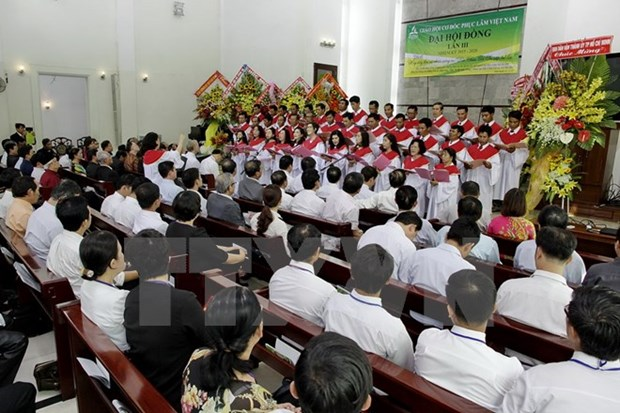 Christian bible school established in Ho Chi Minh City hinh anh 1