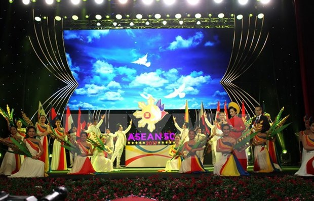 HCM City hosts ASEAN's 50th anniversary celebrations hinh anh 1