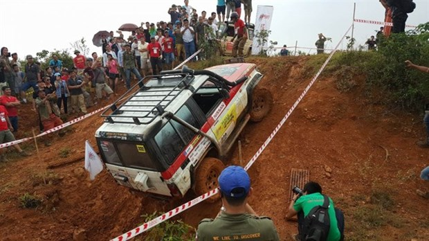 Vietnam Offroad Cup 2017 to kick off hinh anh 1