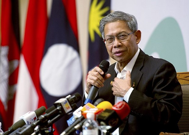 Malaysia urges accelerating RCEP negotiations hinh anh 1