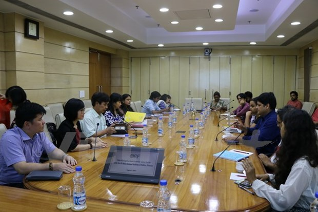 Vietnam learns from India's experience in promoting soft power hinh anh 1