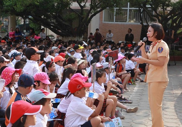 Traffic safety film festival opened for entries hinh anh 1