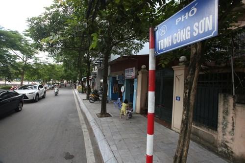 Hanoi postpones West Lake pedestrian street opening until October hinh anh 1