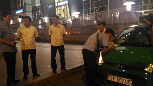 HCM City resumes pavement clearing campaign hinh anh 1