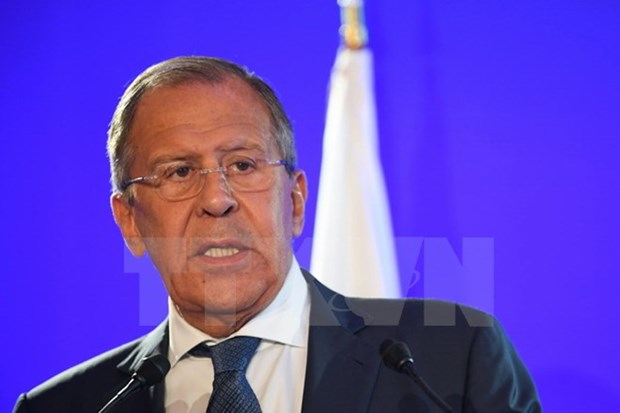 FM Lavrov: Russia wants to expand cooperation with Thailand hinh anh 1