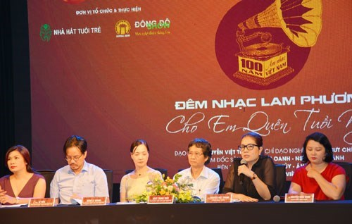 Project honours Vietnamese musical works from early 20th century hinh anh 1