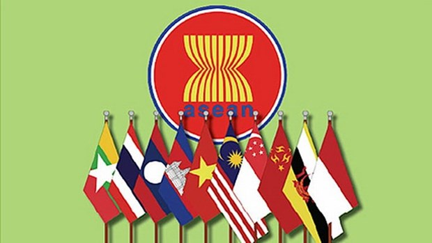 Laos marks ASEAN founding anniversary hinh anh 1