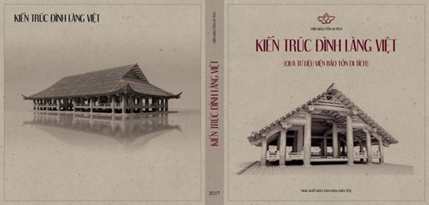 Book on Vietnam communal house architecture released hinh anh 1