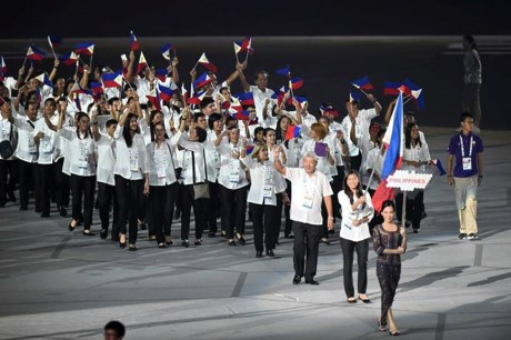 Philippines aims for 50 gold medals at SEA Games 29 hinh anh 1