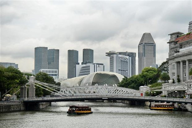Singapore revises up economic growth forecast hinh anh 1