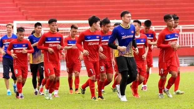 Vietnam rank 134th in FIFA ranking hinh anh 1