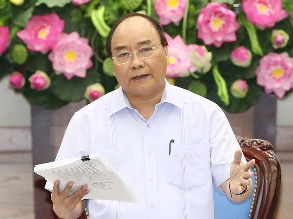 High political determination needed to meet growth target: PM hinh anh 1