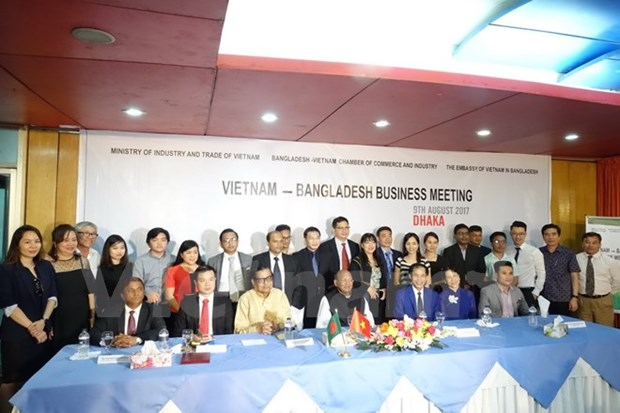 Vietnamese firms visit Bangladesh to spur trade relations hinh anh 1