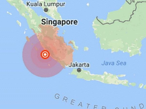 6.6-magnitude quake jolts Indonesia hinh anh 1