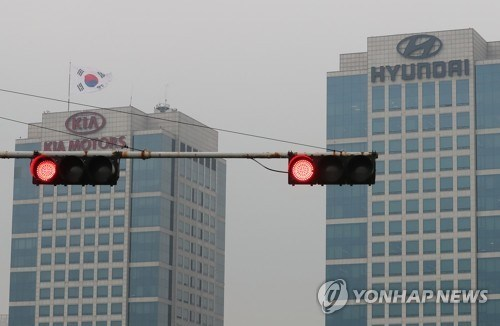 RoK carmakers' profitability falling behind foreign rivals hinh anh 1