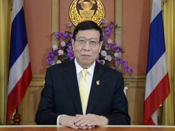 Thailand's top legislator starts visit to Vietnam hinh anh 1