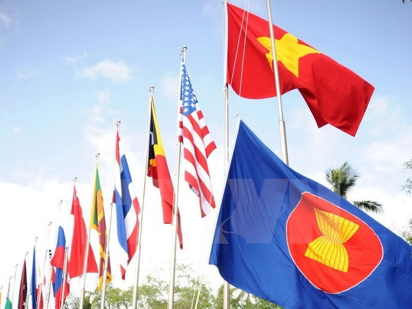Brunei holds exhibition to mark ASEAN's 50th birthday hinh anh 1