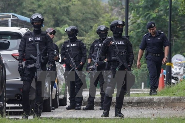 Malaysia increases crackdown on crime ahead SEA Games 29 hinh anh 1