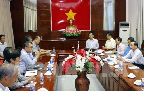 Can Tho, Japan seek cooperation opportunities in agriculture hinh anh 1
