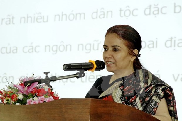 India's Independence Day marked in Ho Chi Minh City hinh anh 1