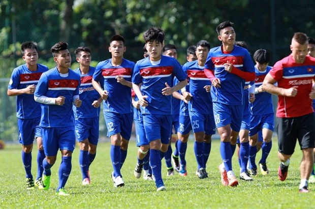 Coach: Vietnam eyes SEA Games title hinh anh 1