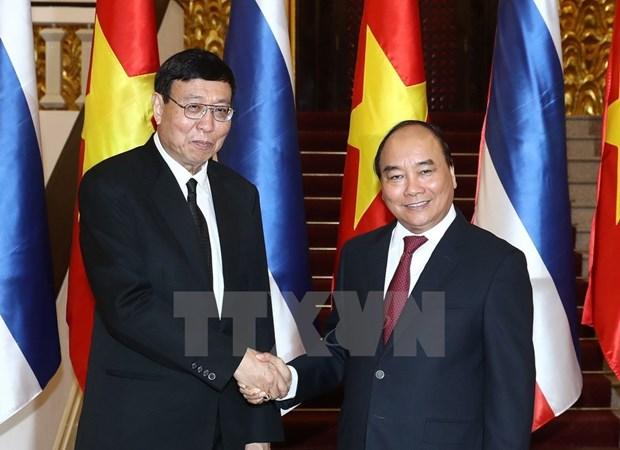 Prime Minister welcomes Thailand's top legislator hinh anh 1