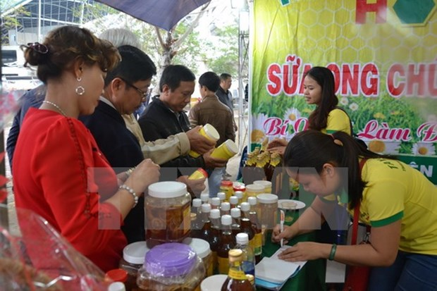 Upbeat signs in fast-moving consumer goods sector hinh anh 1