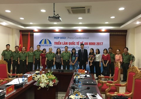 Homeland Security Expo 2017 to take place in Hanoi hinh anh 1
