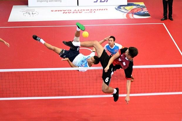 Laos eyes three gold medals at 29th SEA Games hinh anh 1