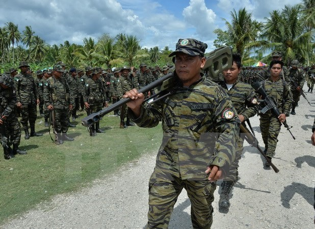 Philippines: 25 killed in clashes between MILF, IS gunmen hinh anh 1