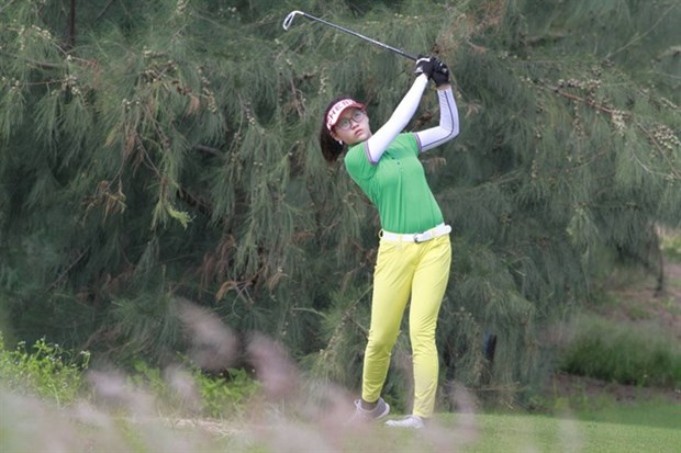 Young talents to tee off at SEA Games hinh anh 1