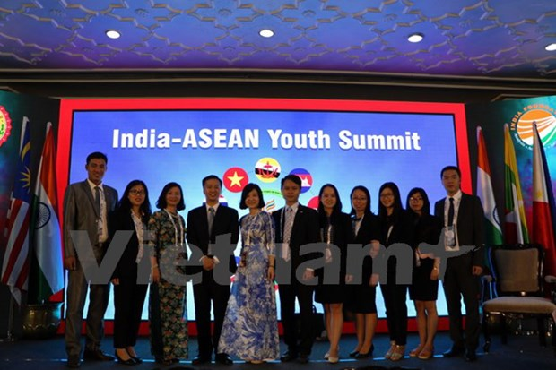 India-ASEAN Youth Summit opens in India's Bhopal city hinh anh 1