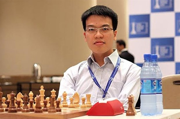 Liem tops US chess event hinh anh 1