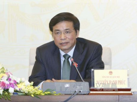 General Secretary of Mongolian Parliamentary Office greeted in Hanoi hinh anh 1